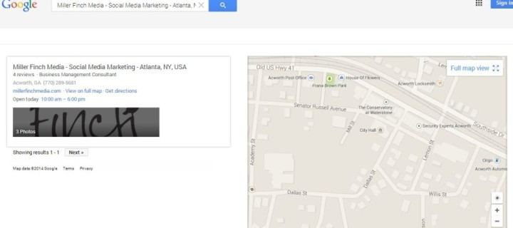 Merge and Verify Your Google Plus Page and Google Local