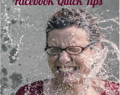 15 Facebook Page Quick Tips